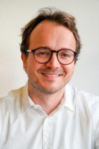 Porträt Dr. med. Timo Schiffer hohe Auflösung