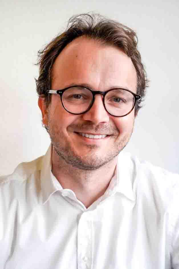 Portrait Dr. med. Timo Schiffer